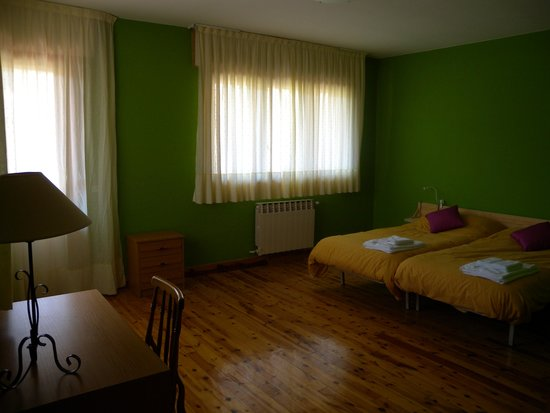 Hotel Villaneila: habitación ciervo