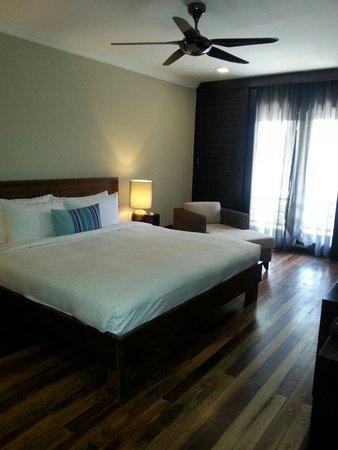 ذا تاراس بيتش آند سبا ريزورت: bedroom
