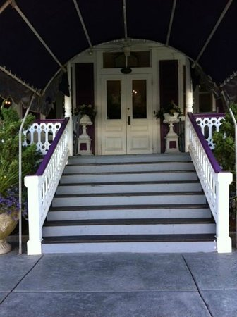 Inn of Cape May : Front Entrance