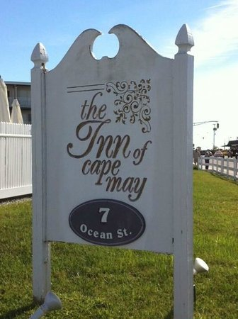 Inn of Cape May: You are Here