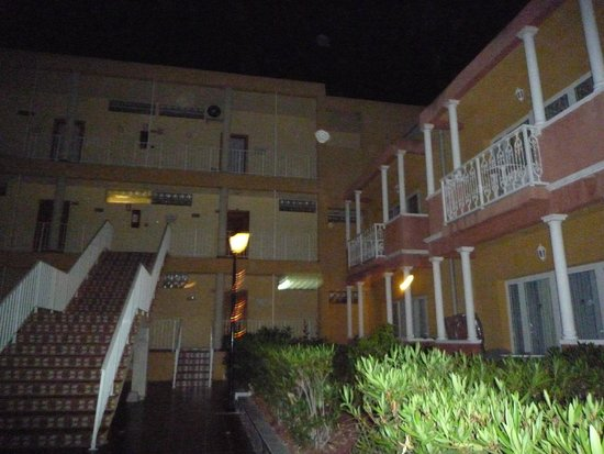 كومبوستيلا بيتش جولف كلوب: the apartments