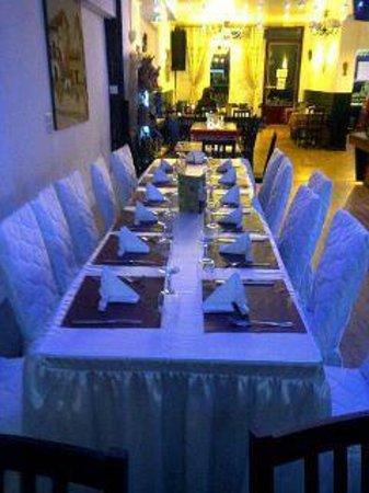 Restaurant LOS INCAS: Mariages et anniversaires