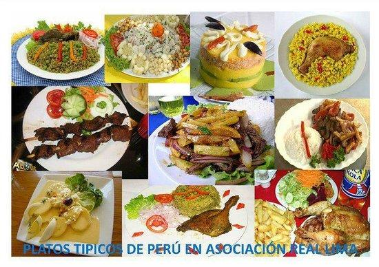 Restaurant LOS INCAS: Nos spécialités