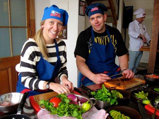 Chilean Cuisine Closed Door Dining: Chilean Cuisine Cooking Class in Viña del Mar