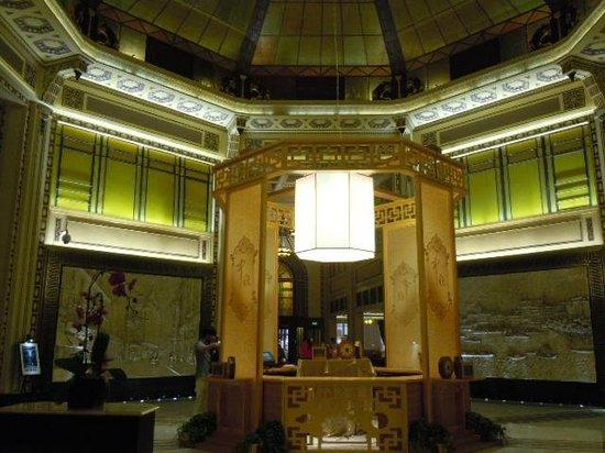 Fairmont Peace Hotel: 5