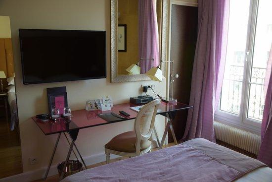 Hotel Le 123 Elysées - Astotel : de kamer