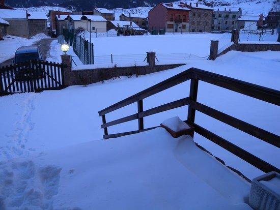 Hotel Villaneila: con nieve