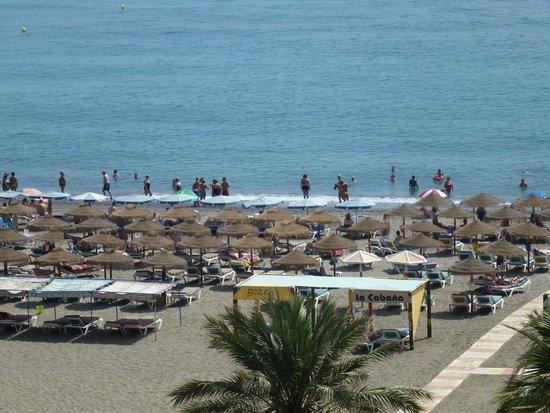 Melia Costa del Sol: пляж у отеля