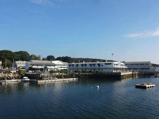 بوث باي هاربور إن: The Boothbay Harbor Inn