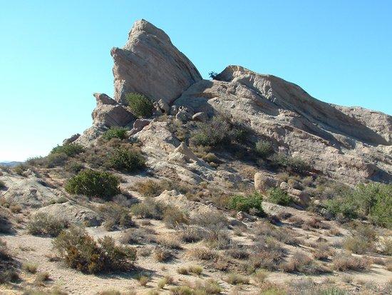 Vasquez Rocks Natural Area: Rocks