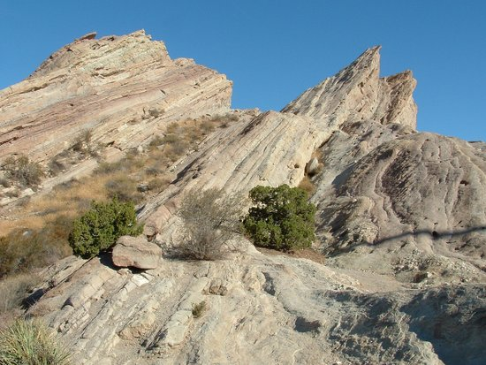 Vasquez Rocks Natural Area: More rocks