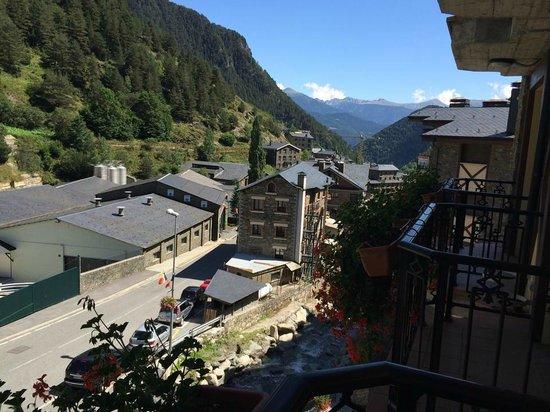 هوتل برينسيسا بارك: From our balcony