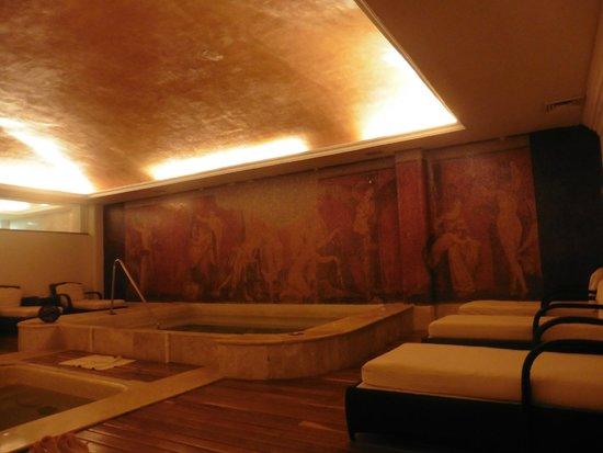 يوروستارز هاسيندا فيستا ريال هوتل: Spa de l'hôtel