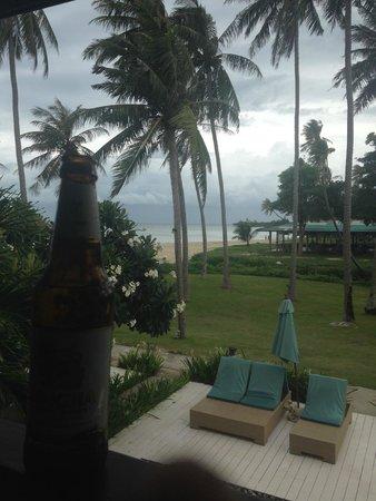 ساموي بيتش فيليدج: Ocean View Room