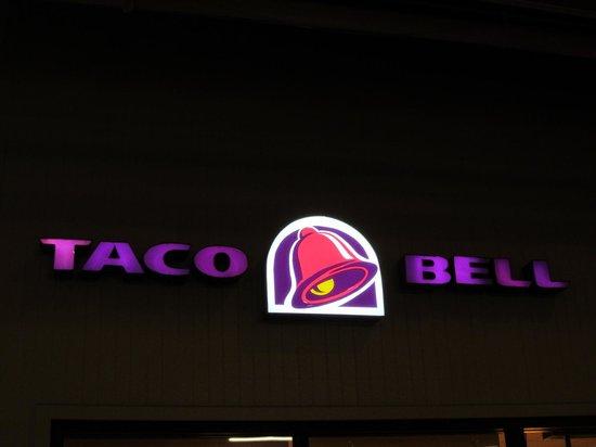Taco Bell: ベルの看板