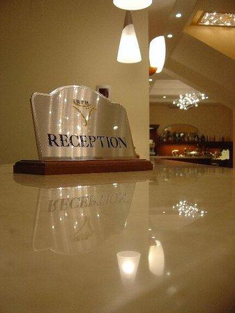 رانش بالاس هوتل: Reception