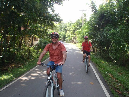 تاماريند هيل: Hotel Bikes