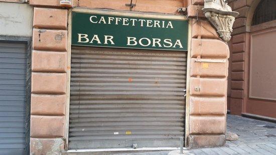 Bar Borsa: Speriamo resti chiuso per sempre!