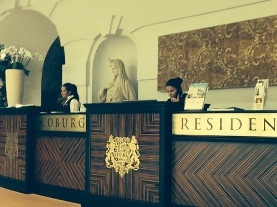 بالايس كوبورج ريسيدينز: beautiful hotel