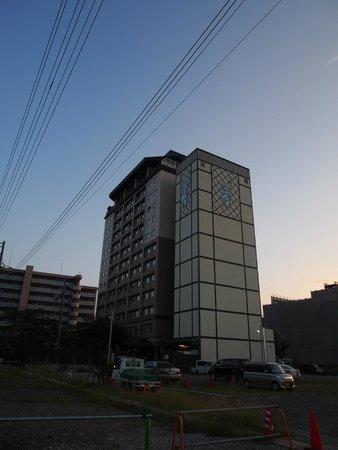 هيدا هاناستونيو تاكاياما أوان: Outside view of hotel