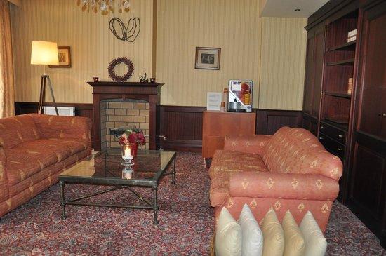 Hotel Acacia : Чайная комната (чай free)
