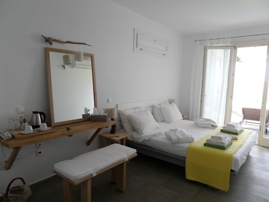 أوليفمار: Bedroom
