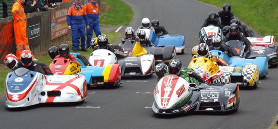 The Mount House Hotel: Oliver's Mount Gold Cup.