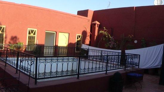 فندق رياض هنا سيتي: terrasse suite