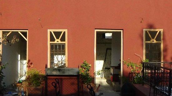 فندق رياض هنا سيتي: terrasse