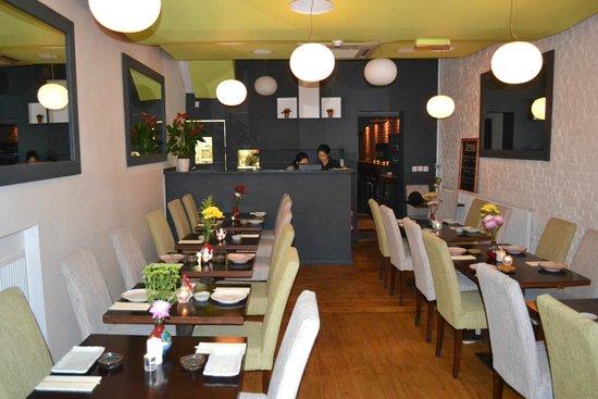 Yuzu Restaurant - West Hampstead: Yuzu new look