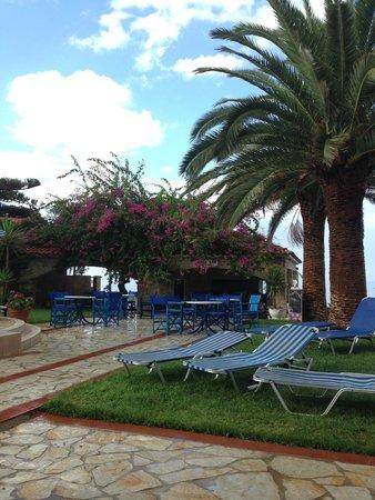 Zakantha Beach Hotel: Pool & Day bar