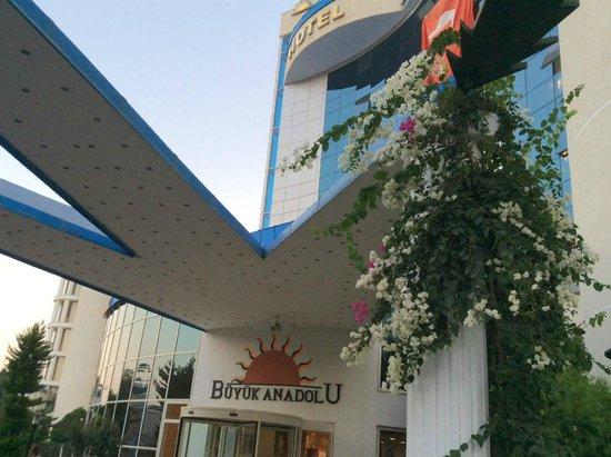 Buyuk Anadolu Didim Resort Hotel: facade