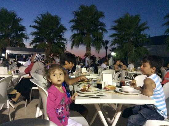 Buyuk Anadolu Didim Resort: Evening meal