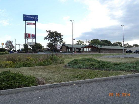 Butcher Block Buffet Stephens City Va