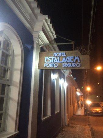 Hotel Estalagem: Fachada