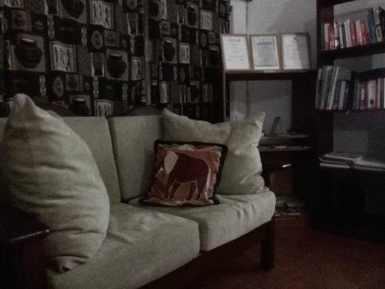 Tabonina Guesthouse: room