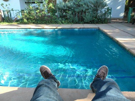 Tabonina Guesthouse: pool