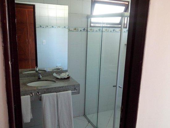 D Beach Resort: Banheiro