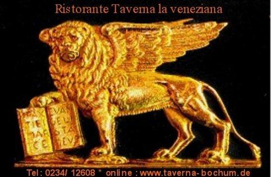 La Veneziana Ristorante Taverna: Taverna la veneziana seit 1984