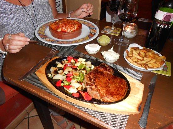 Palardi Tex-Mex: The perfect meal