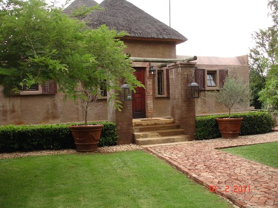Innibos Guesthouse: The Guesthouse