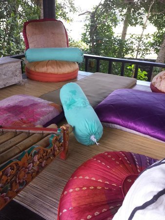 Villa Puri Darma Agung: 'Treehouse' comfort