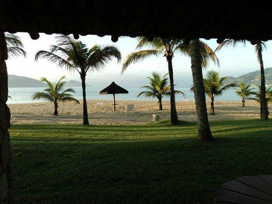 Portobello Resort & Safari: Visto do meu quarto