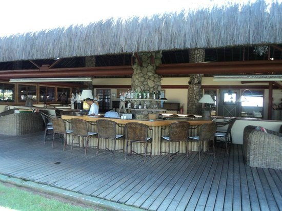Portobello Resort & Safari: Bar do Lobby