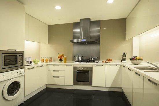 سومرسيت جراند سنترال داليان: 3EXE kitchen