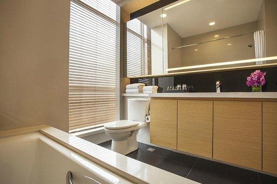 سومرسيت جراند سنترال داليان: 1DLX Bath room