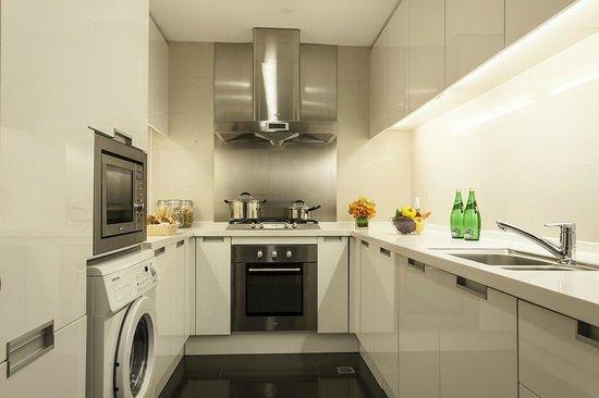 سومرسيت جراند سنترال داليان: 1DLX kitchen