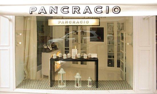 PANCRACIO: PANCRACIO escaparate tienda