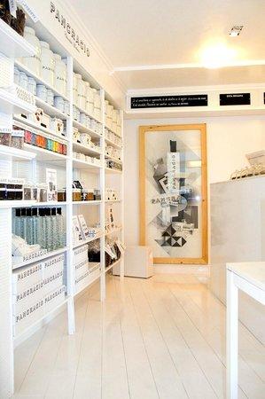PANCRACIO: PANCRACIO interior tienda