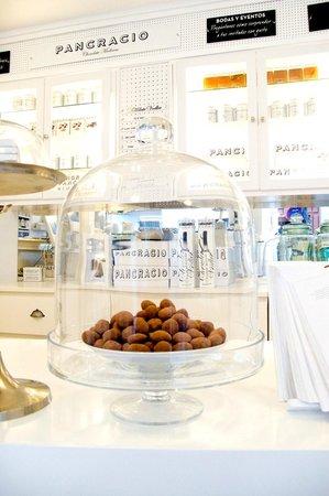PANCRACIO: PANCRACIO Chocolate